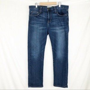 Current/Elliot The Boyfriend Loved Ankle Jeans 27